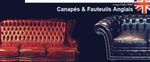 Canapés & Fauteuils Anglais