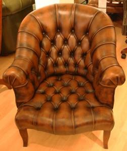 fauteuil-anglais-stanley-cuir-vachette-marron-patiné