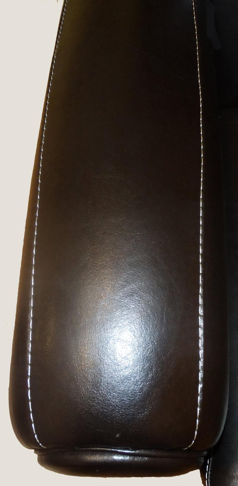 Manchette de club vue de haut longfield 1880 for Table vue de haut