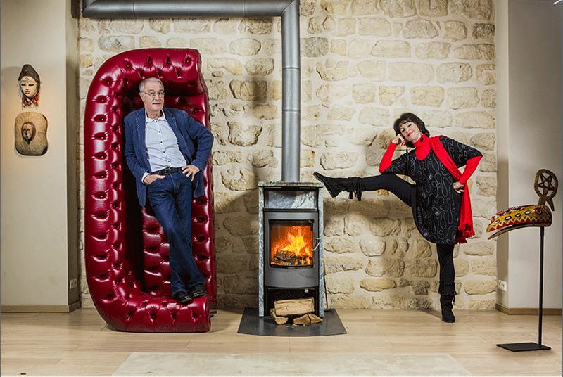 Anny Duperey et Bernard Lecoq – Gala Novembre 2013