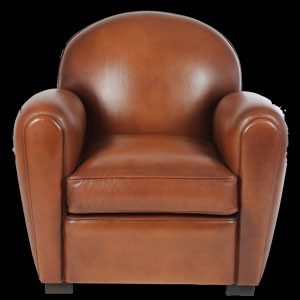 Fauteuil club traditionnel