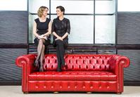 Alexandra Lamy, Mélanie Doutey – Duo sur Canapé – Gala