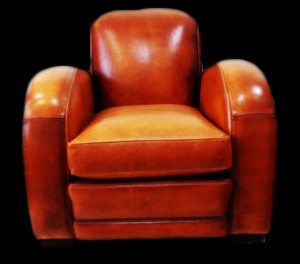 Fauteuil club Mustang