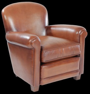 Fauteuil club Liberty