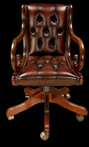 fauteuil de bureau anglais regency longfield 1880. Black Bedroom Furniture Sets. Home Design Ideas