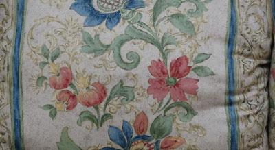 Tissu fleurs anglais id e d 39 image de fleur - Canape anglais a fleurs ...